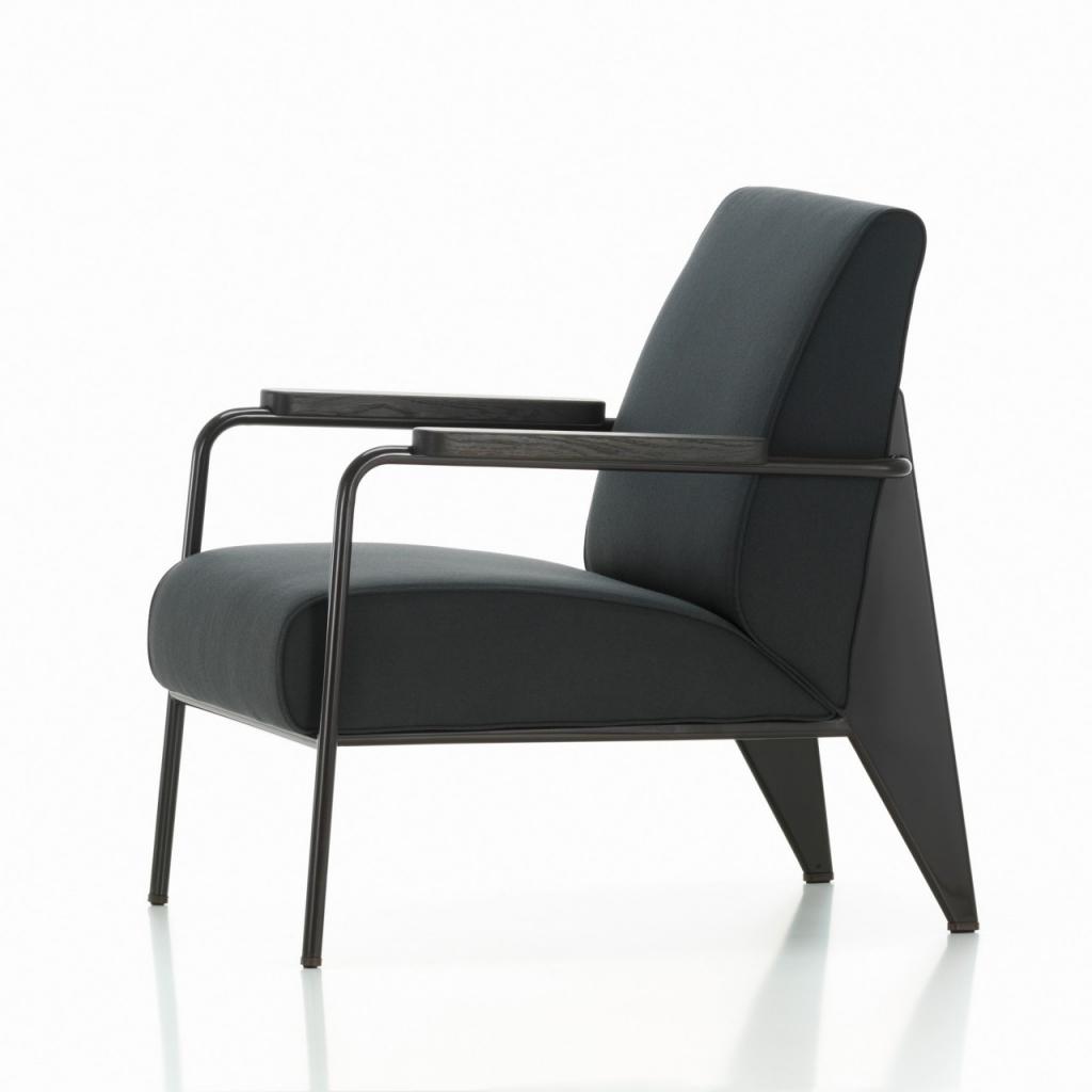 Sale vitra salon de fauteuil homestede for Fauteuil ergonomique de salon