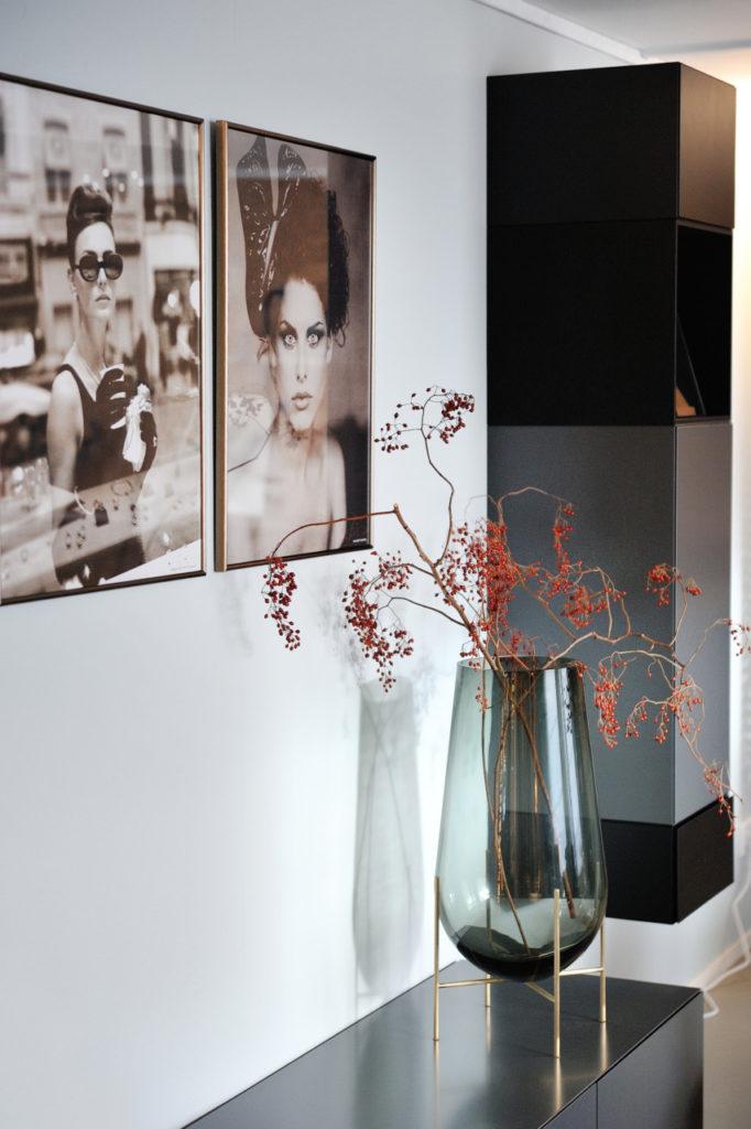 Fotolijsten en Menu Echasse vase